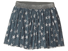 Stella McCartney Kids Honey Glittered Star Tulle Skirt (Toddler/Little Kids/Big Kids)