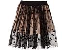Stella McCartney Kids Amalie Star Embroidered Tulle Skirt (Toddler/Little Kids/Big Kids)
