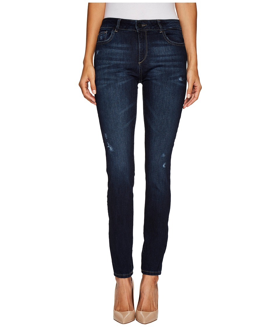 DL1961 Florence Instasculpt Skinny in Darcy (Darcy) Women