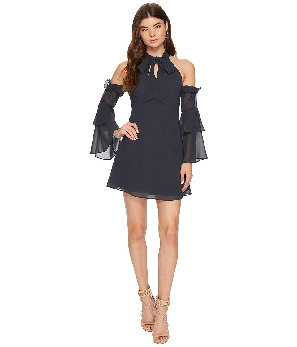 KEEPSAKE THE LABEL - Twilight Dreams Mini Dress (Navy) Wo...