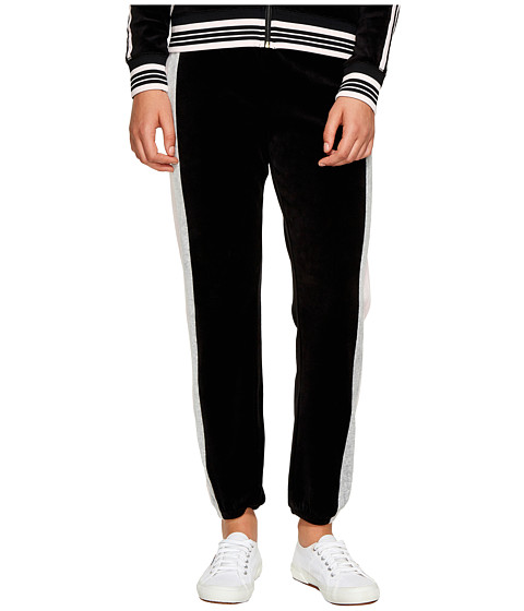 Juicy Couture Sporty Heritage Mid-Rise Pants