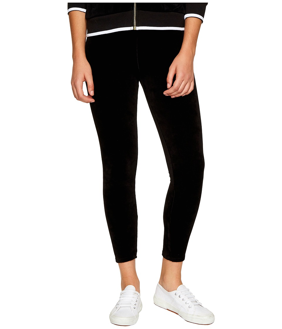 Juicy Couture - Stretch Velour Rodeo Drive Leggings