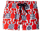 Vilebrequin Kids Primitive Turtles Swim Trunk (Toddler/Little Kids/Big Kids)