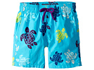 Vilebrequin Kids Tortues Multicolore Swim Trunk (Toddler/Little Kids/Big Kids)
