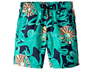 Vilebrequin Kids Octopussy and Coquillages Swim Trunk (Big Kids)