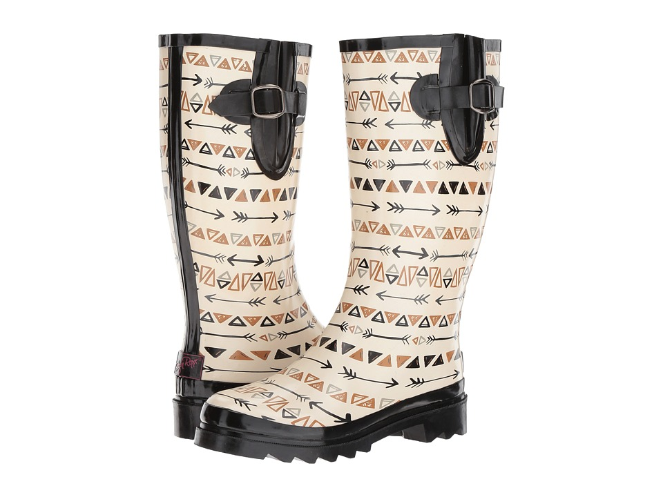 M&F Western Mesa (Black/Cream/Gold) Women