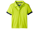 Vilebrequin Kids Cotton Pique Polo (Toddler/Little Kids/Big Kids)