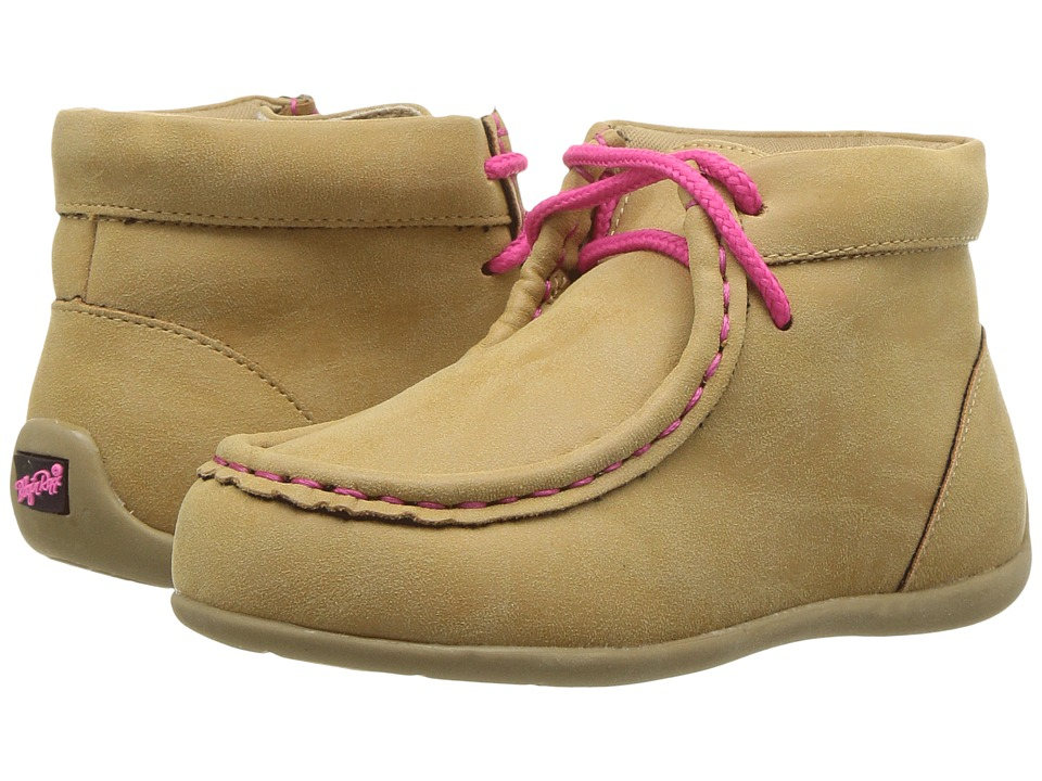 Blazin Roxx Reagan (Toddler) (Tan/Pink) Girls Shoes