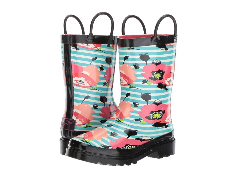 Blazin Roxx Sophia (Toddler/Little Kid/Big Kid) (Black/Blue/Pink) Girls Shoes