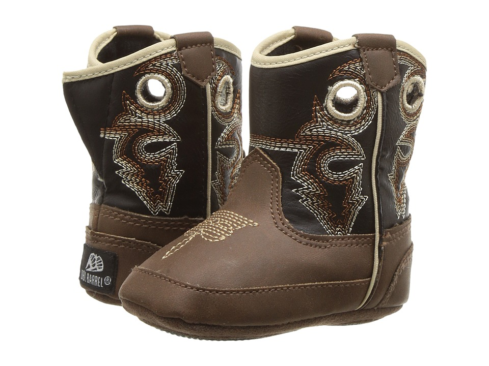 Blazin Roxx Bucker Trace (Infant/Toddler) (Brown/Black) Boys Shoes