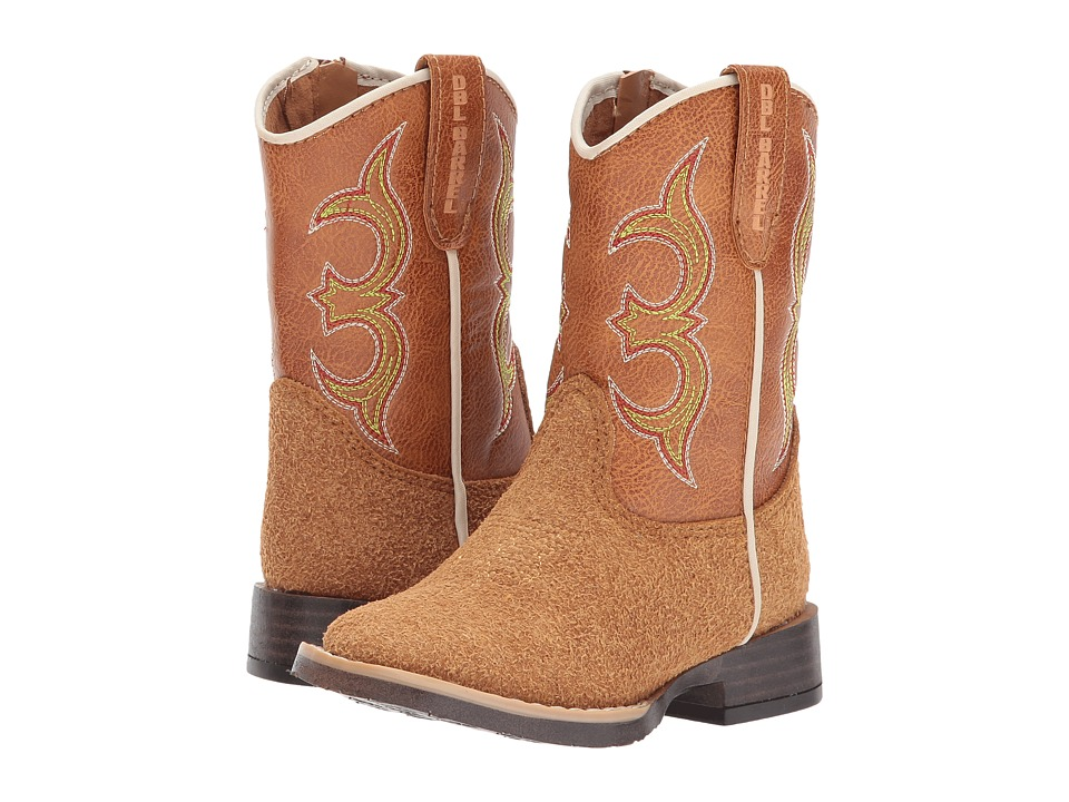 Blazin Roxx Rhett (Toddler) (Natural Tan) Boys Shoes