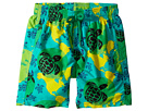 Vilebrequin Kids Mappemonde Dots Swim Trunk (Toddler/Little Kids/Big Kids)