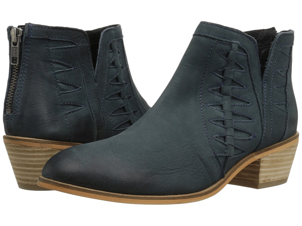 Charles by Charles David Yuma (Navy Nubuck) Women