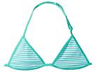 Vilebrequin Kids Vilebrequin Kids Terry Raye Triangle Swimsuit Top (Big Kids)