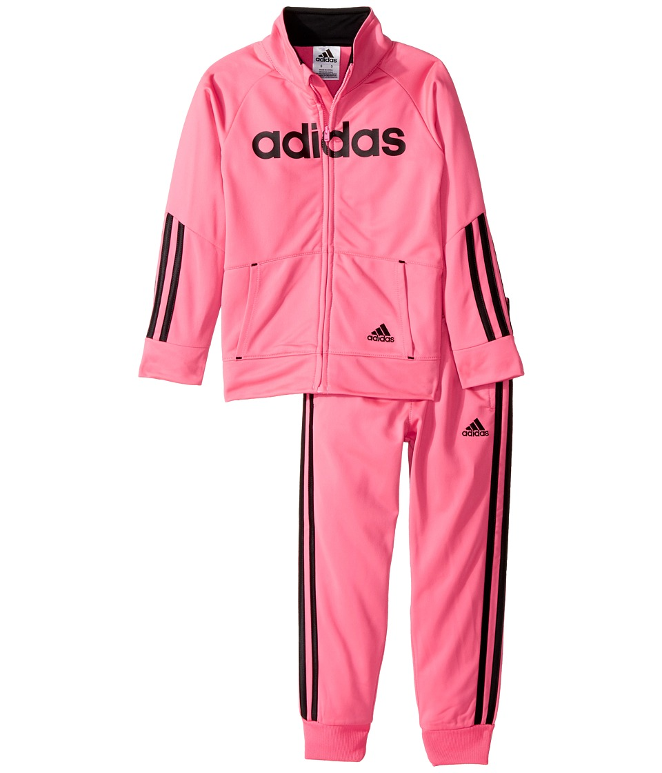adidas Kids - Linear Tricot Jacket Set