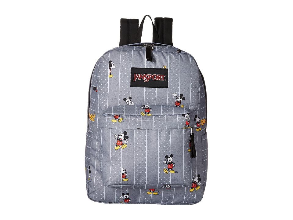 JanSport Disney SuperBreak (Disney Hide and Seek) Backpack Bags