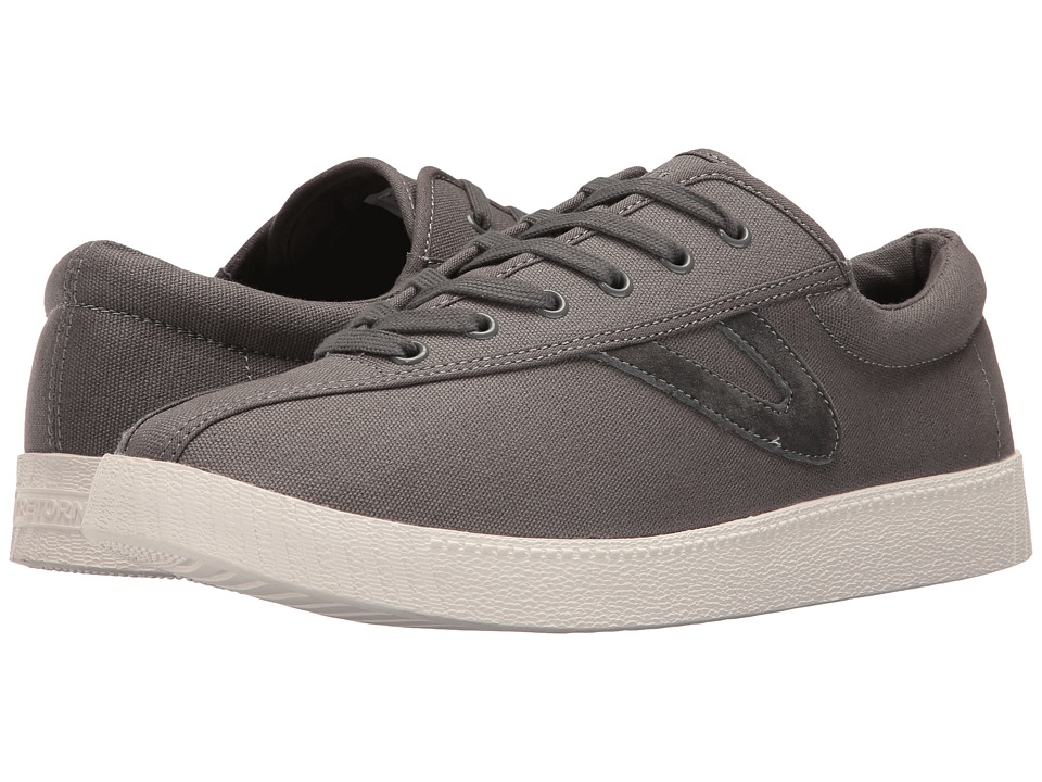 Tretorn Nylite Plus (Gunmetal) Men