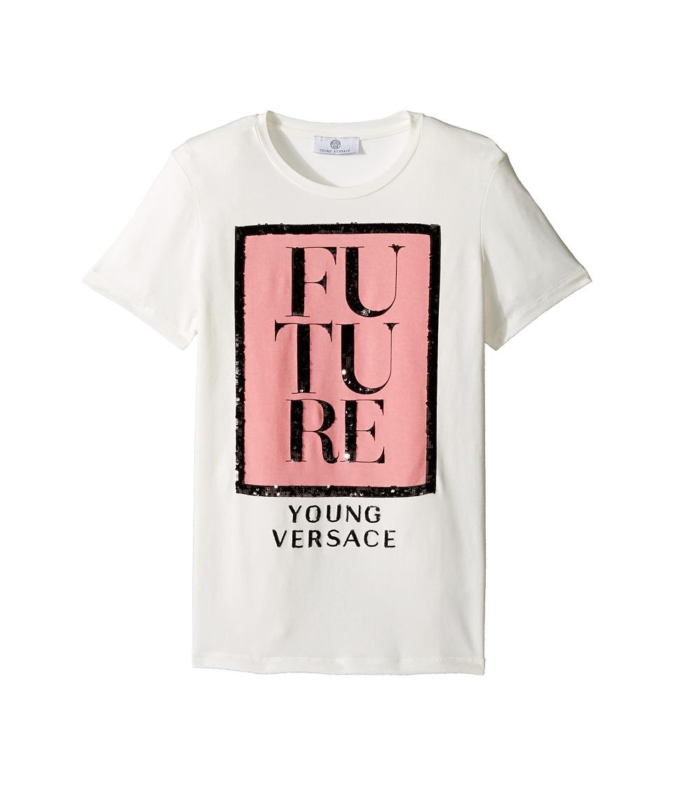 Versace Kids - Short Sleeve 'Future' Logo T