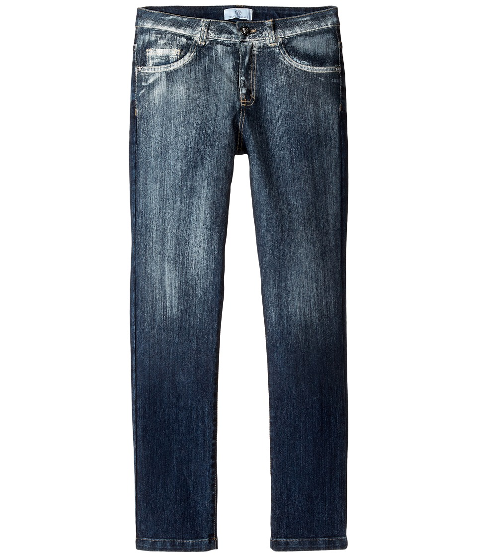 Versace Kids - Faded Denim Pants