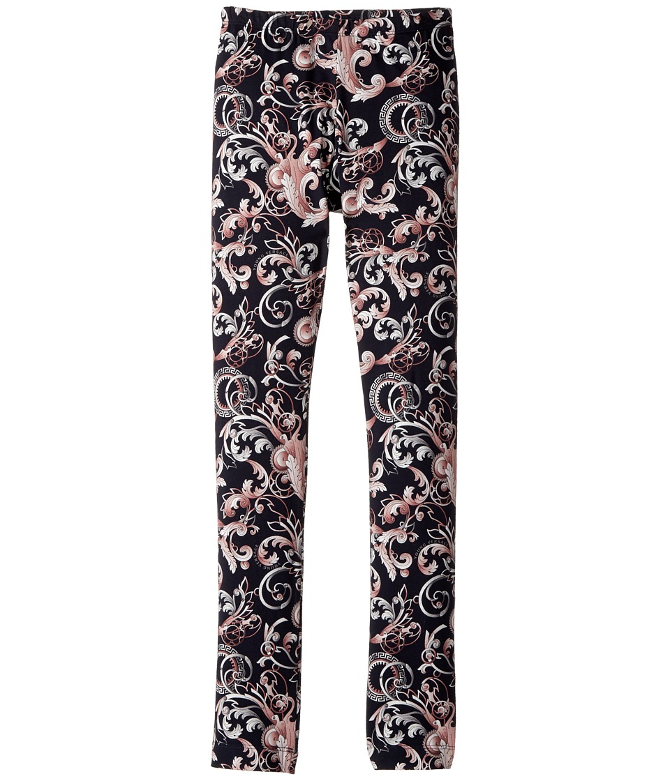 Versace Kids - All Over Barocco Print Leggings