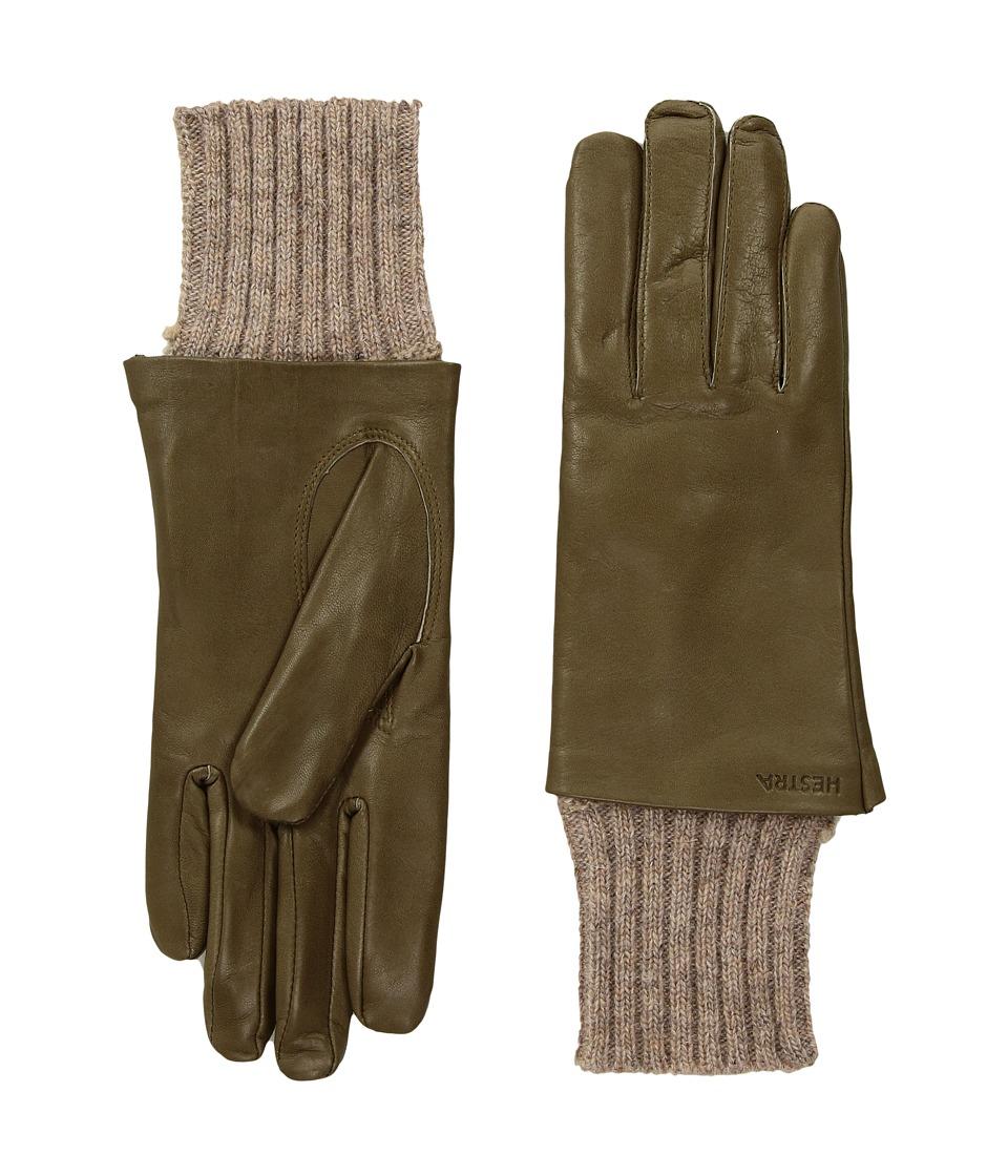 Hestra Megan (Jute) Dress Gloves