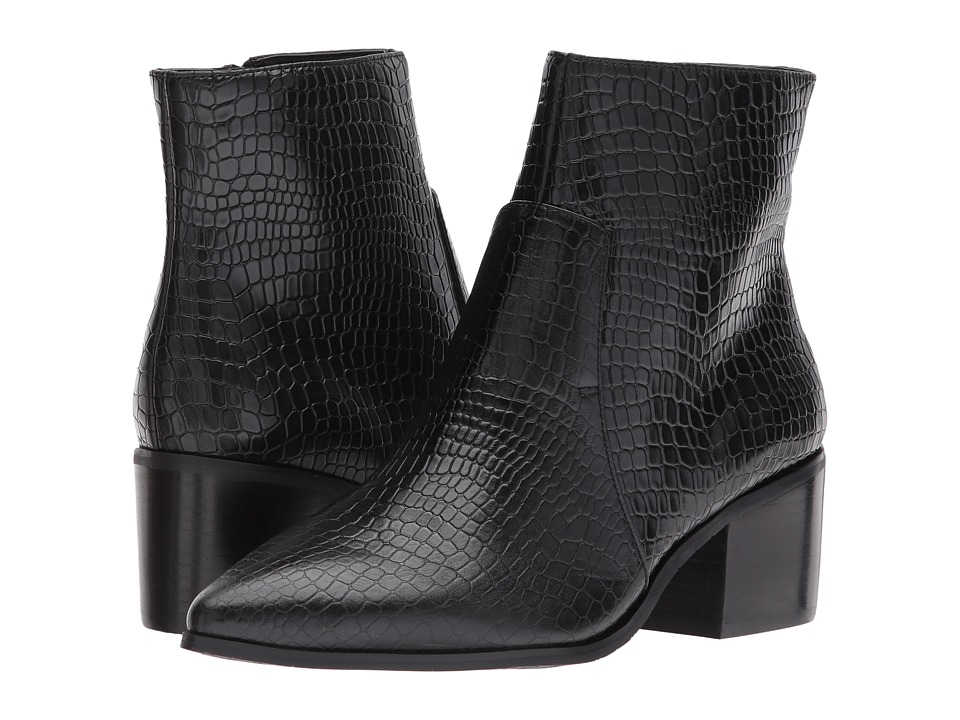 Tahari Raffi (Black Croco) Women