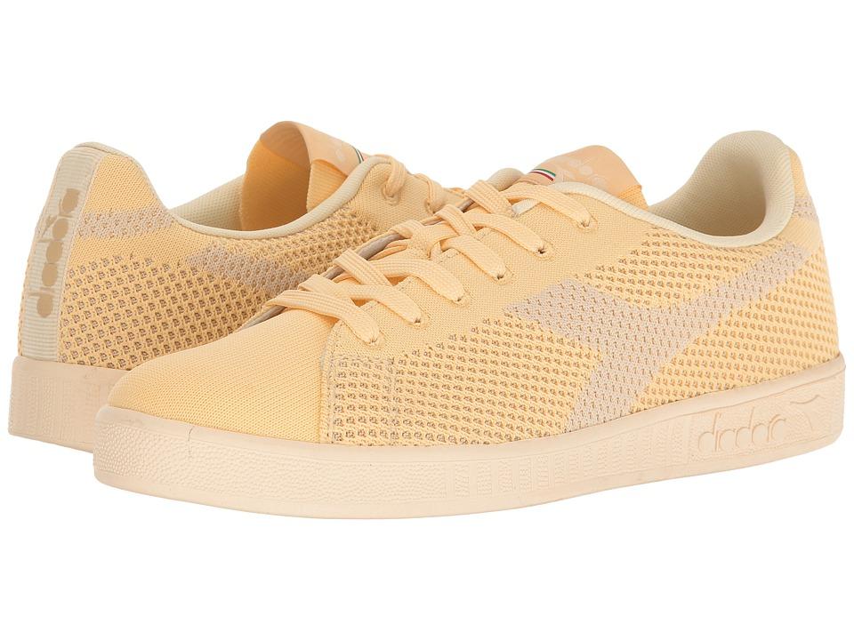 Diadora Game Weave (Beige Vanilla) Athletic Shoes