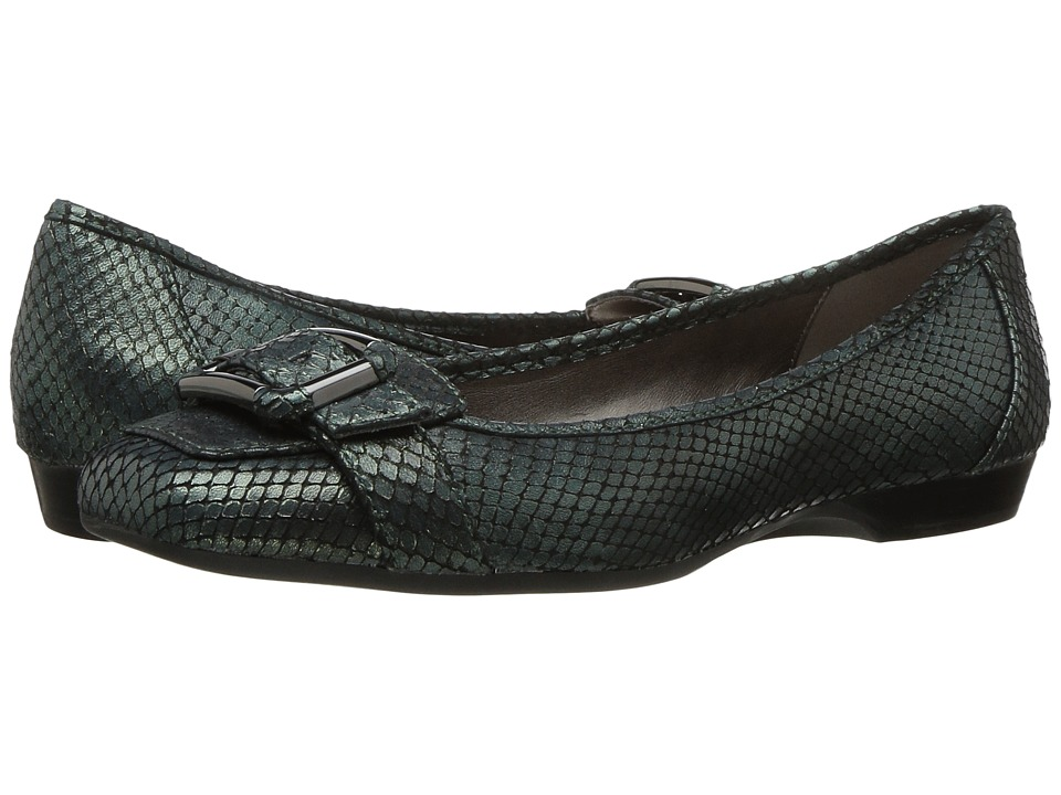 Anne Klein - Uma (Green Reptile) Womens Shoes
