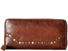 Frye Melissa Western Zip Wallet