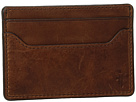 Frye Frye Logan Money Clip Card Case