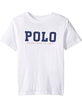 Polo Ralph Lauren Kids - Slub Cotton Jersey Graphic Tee (Toddler)