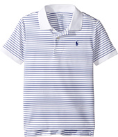 Polo Ralph Lauren Kids - Performance Lisle Polo Top (Little Kids/Big Kids)