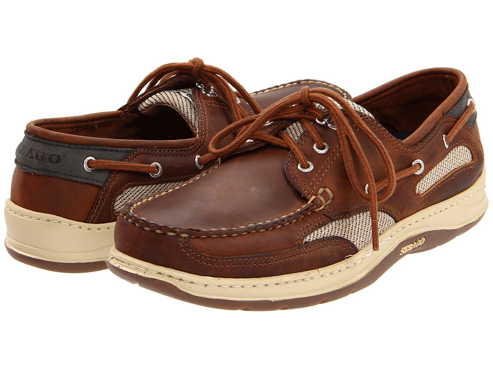 Sebago Clovehitch II (Walnut) Men