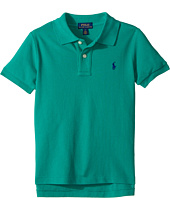 Polo Ralph Lauren Kids - Cotton Mesh Polo Shirt (Little Kids/Big Kids)