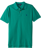 Polo Ralph Lauren Kids - Cotton Mesh Polo Top (Big Kids)