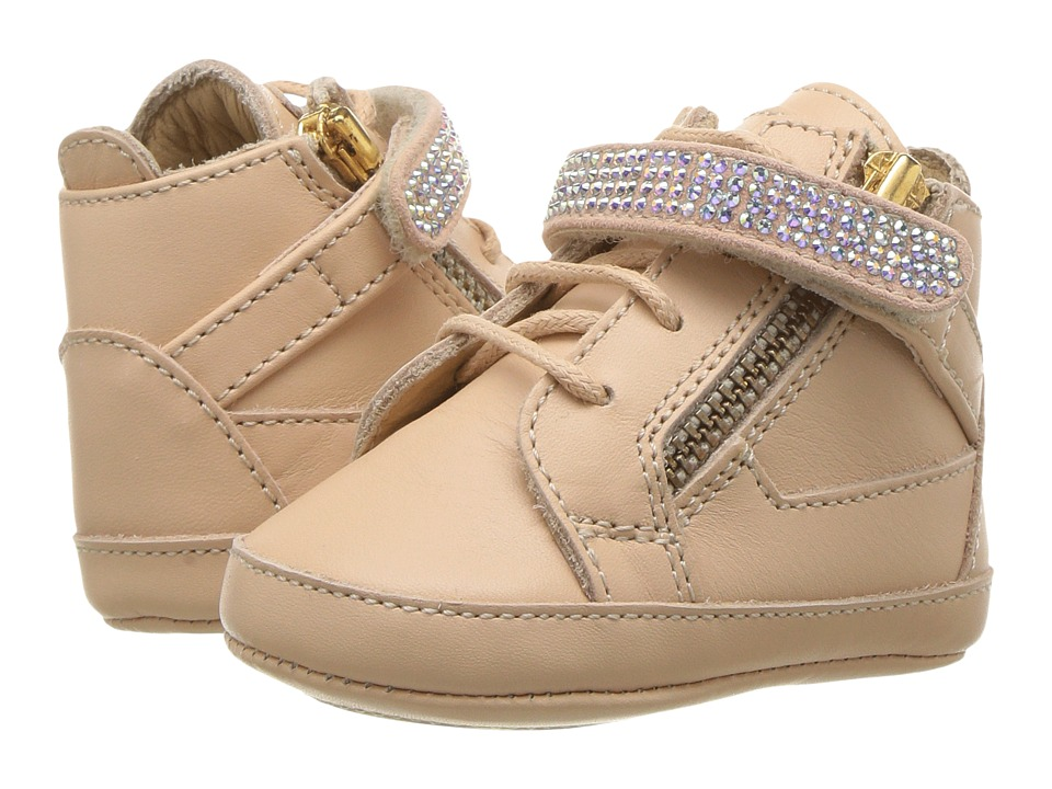 Giuseppe Zanotti Kids - Sneaker (Infant) (Shelll) Girls S...