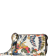 Tory Burch - Parker Floral Double-Zip Mini Bag