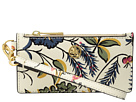 Tory Burch - Parker Floral Mini Zip Card Case