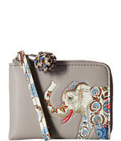 Tory Burch - Elephant Mini Zip Card Case