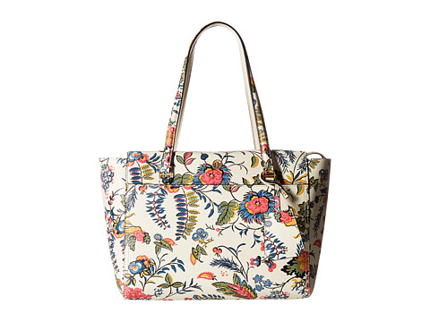Tory Burch Parker Floral Small Tote - Gabriella Floral