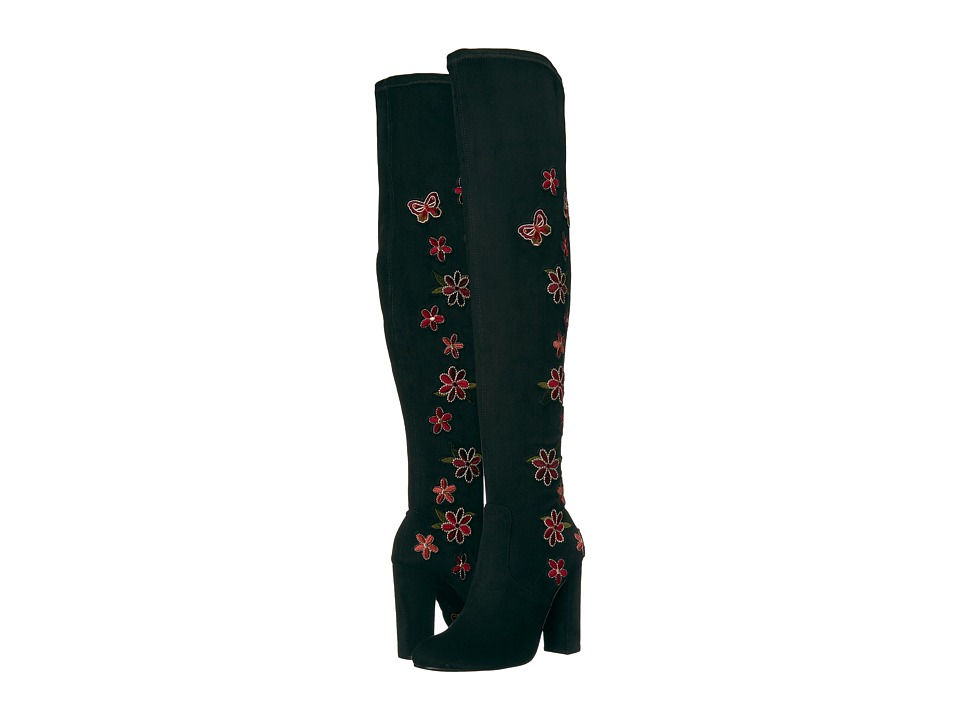 Chinese Laundry Briella (Black Suedette) Women