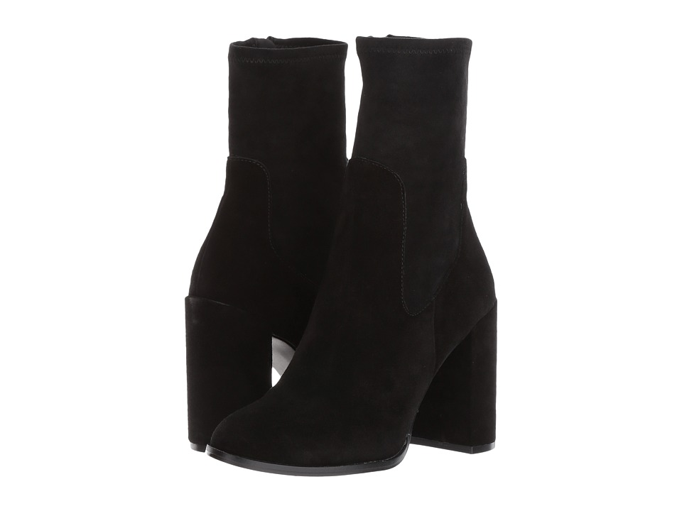 Chinese Laundry - Charisma Boot (Black Suede) Womens Boots
