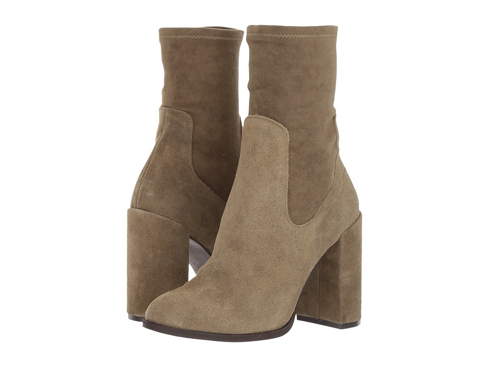Chinese Laundry Charisma (Olive Suede) Women