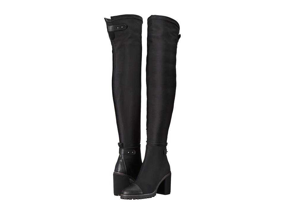 Chinese Laundry - Jerry Boot (Black Lycra) Womens Boots