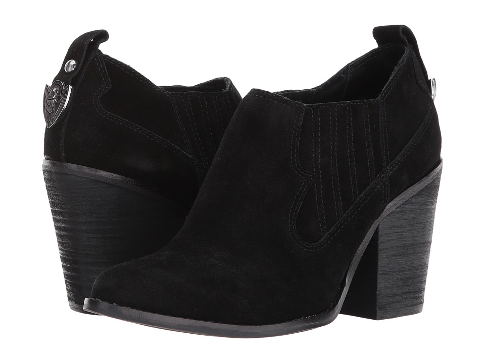 Chinese Laundry Sonoma (Black Suede) Women
