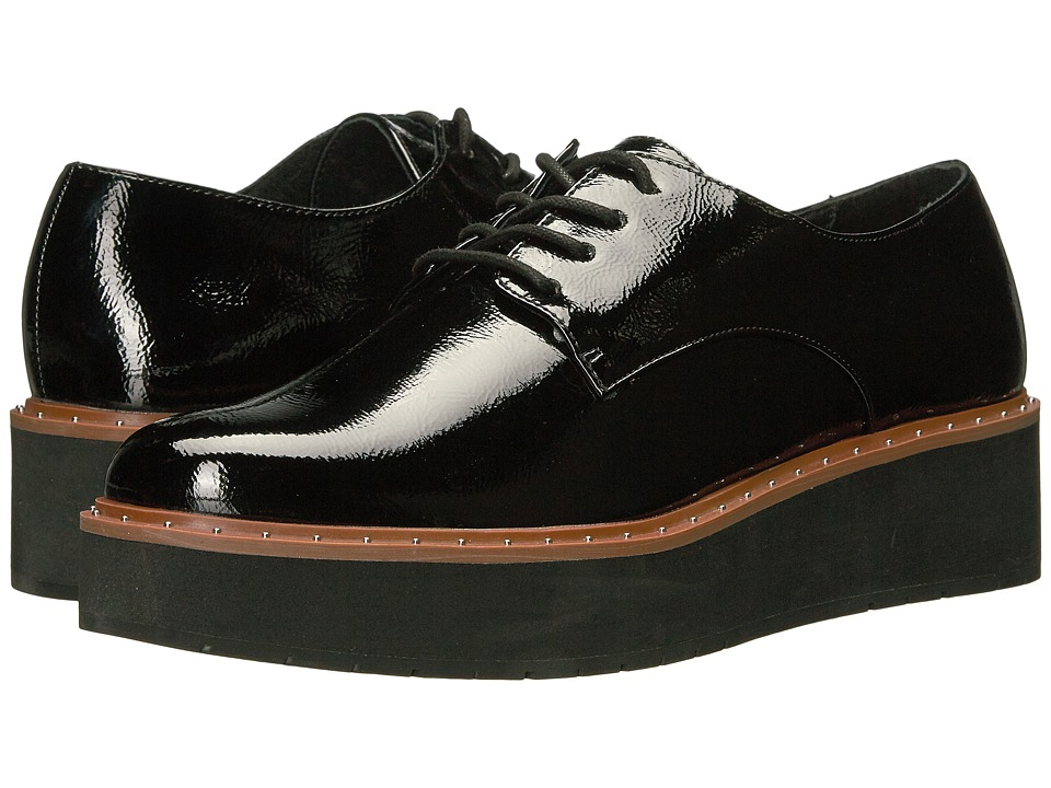 Chinese Laundry - Cecilia Oxford (Black Patent) Womens Shoes