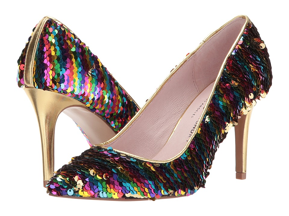 Chinese Laundry Ruthy (Rainbow Sequins) High Heels