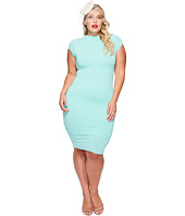 Unique Vintage - Plus Size Holly Wiggle Dress