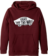 Vans Kids - OTW Pullover Fleece Hoodie (Big Kids)