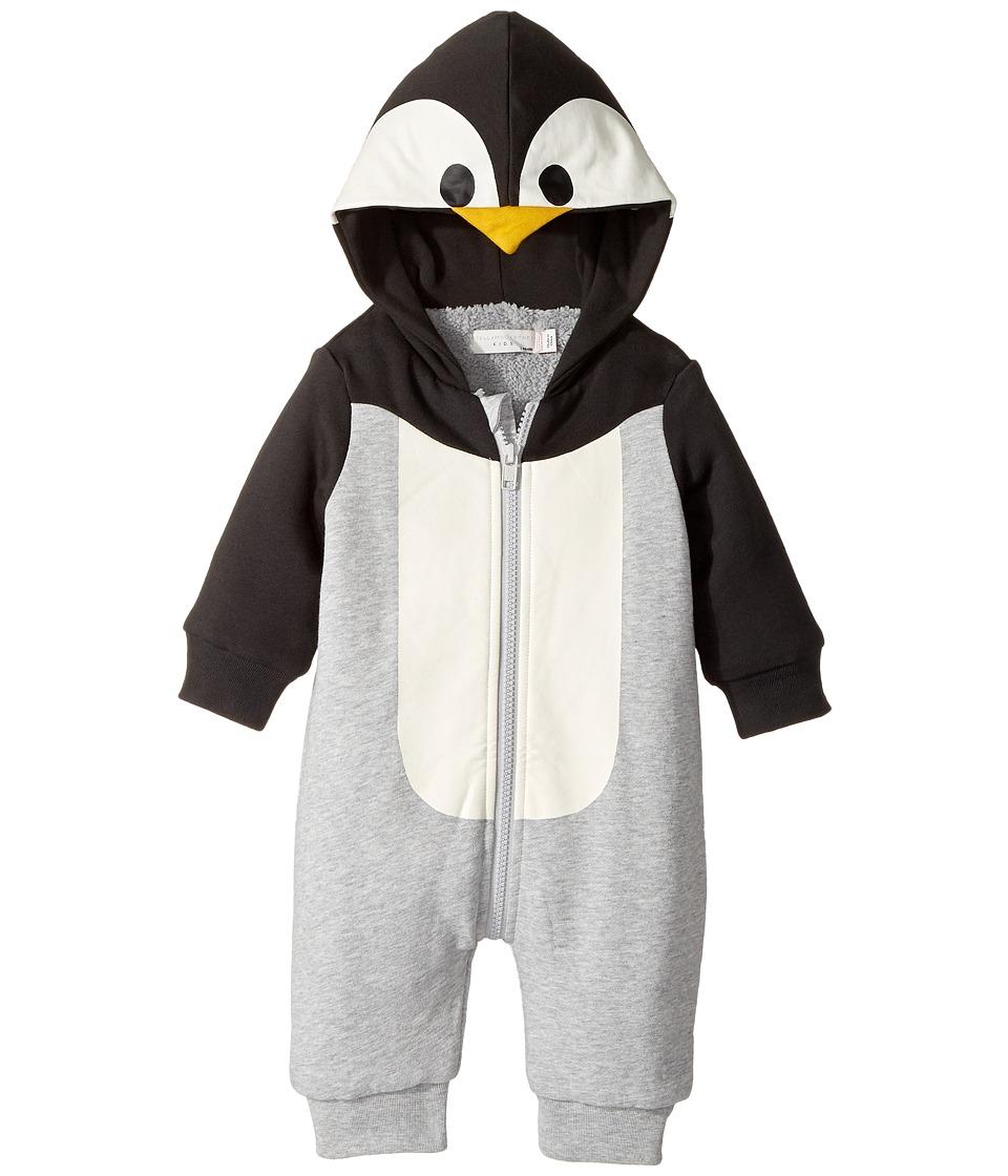 Stella McCartney Kids - Bowden Penguin Fleece Lined All-In